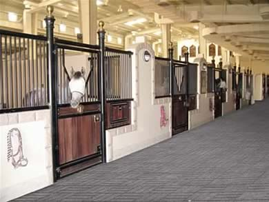 The Royal Stables in Qatar