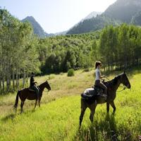 Horseback in Utah