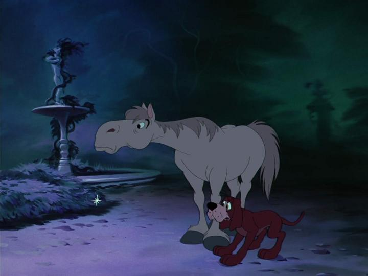 Major - from the animated Cinderella