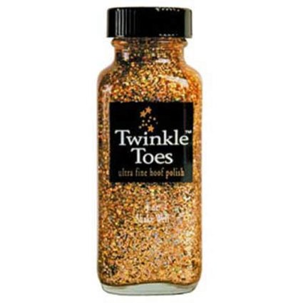 twinkle toes gold