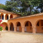 Unusual stables and horse barns