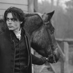 Johnny Depp - horseback rider and owner
