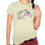 Kingdom of Horses is now offering horse t-shirts